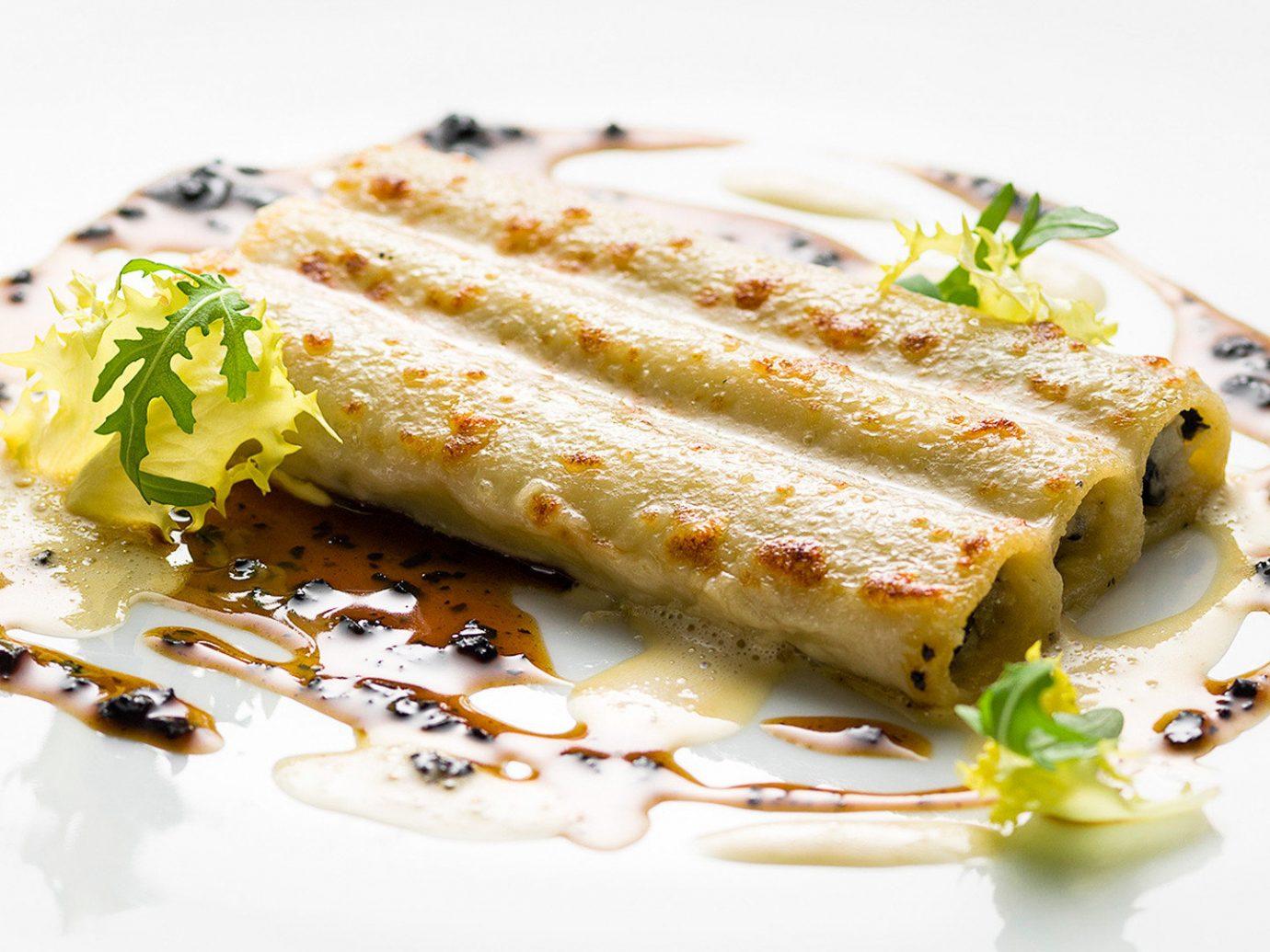 Food + Drink Romance plate food piece table slice dish fork cuisine cream dessert vegetarian food recipe pasta