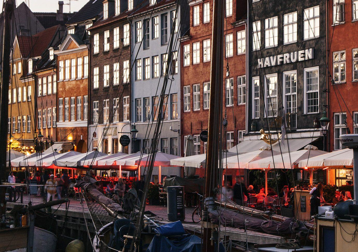 Copenhagen Denmark Trip Ideas building outdoor Town City road urban area human settlement cityscape street vehicle waterway apartment building Downtown Canal infrastructure
