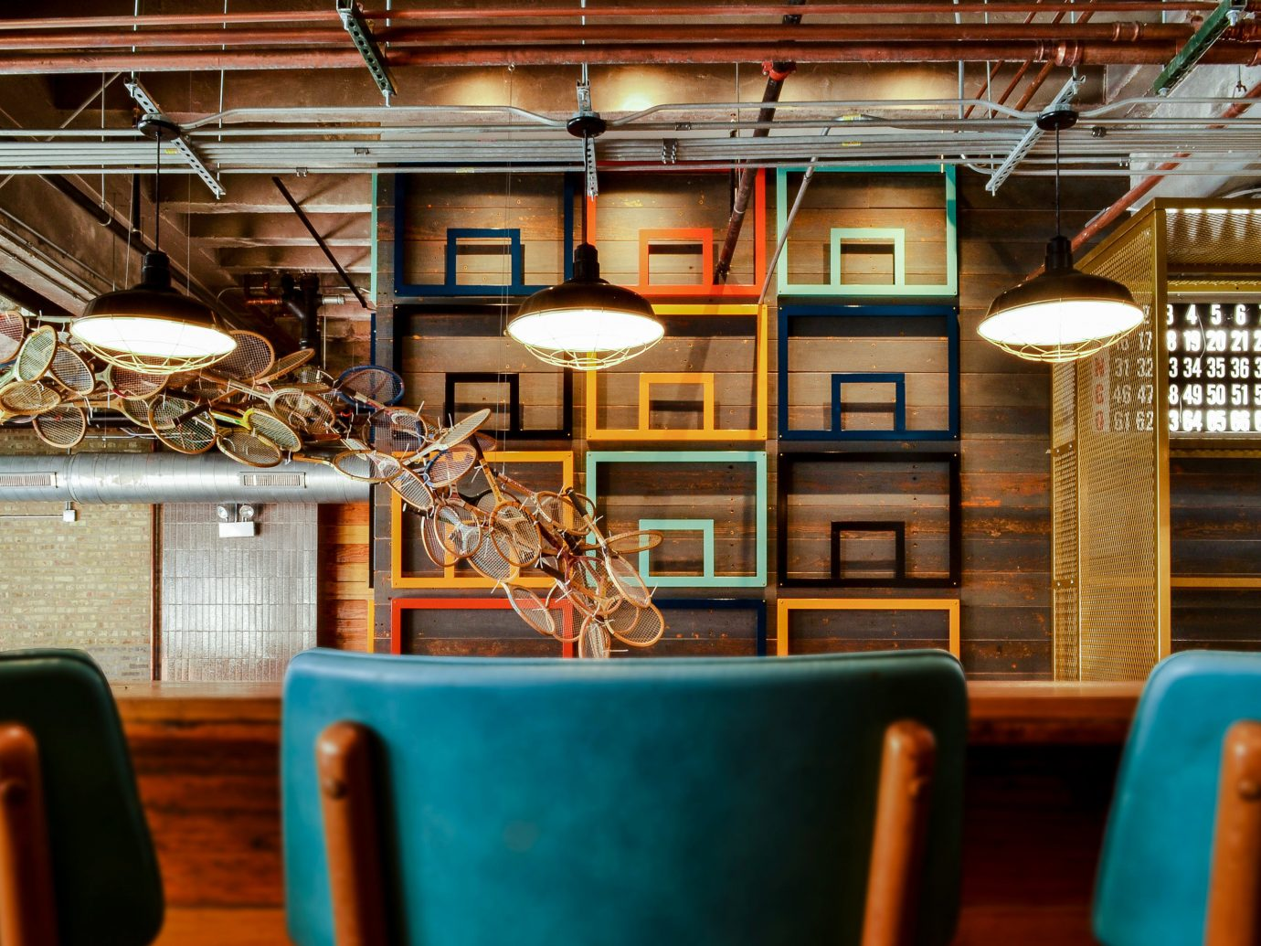 Trip Ideas indoor chair interior design wood furniture restaurant table
