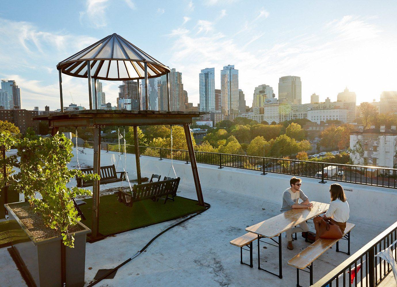 Trip Ideas outdoor City human settlement estate vacation home Resort restaurant cityscape Deck