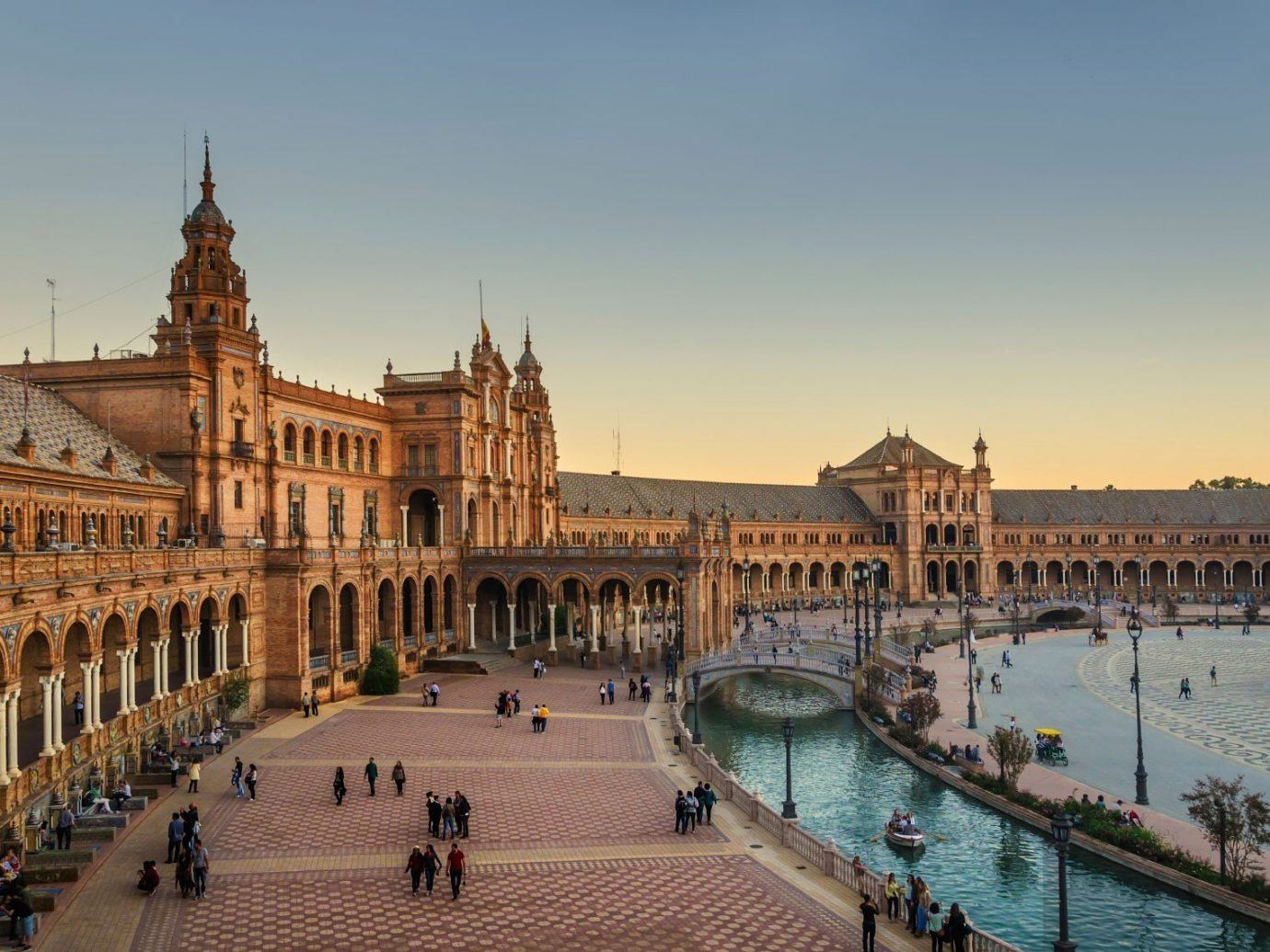 Trip Ideas outdoor sky water plaza landmark palace town square cityscape ancient history long