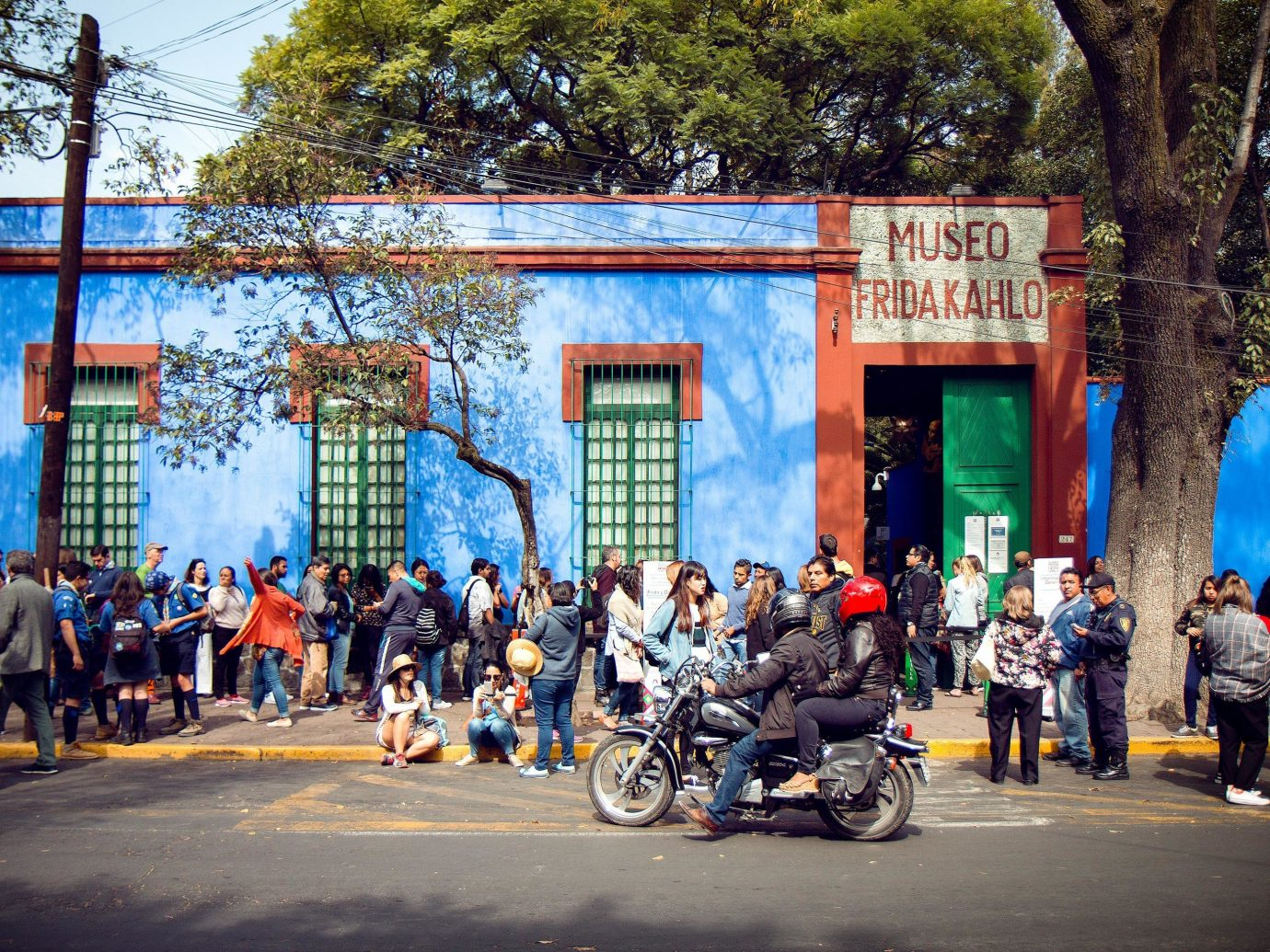 Mexico City Trip Ideas road tree outdoor land vehicle car vehicle infrastructure urban area street public space crowd City neighbourhood recreation motorcycle plant pedestrian
