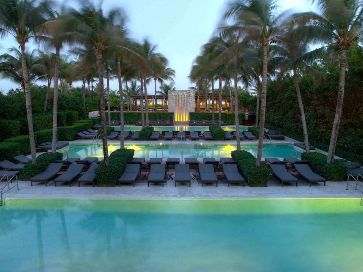 Lounge Luxury Modern Pool Trip Ideas tree outdoor leisure swimming pool Resort Water park amusement park estate sport venue park condominium arecales