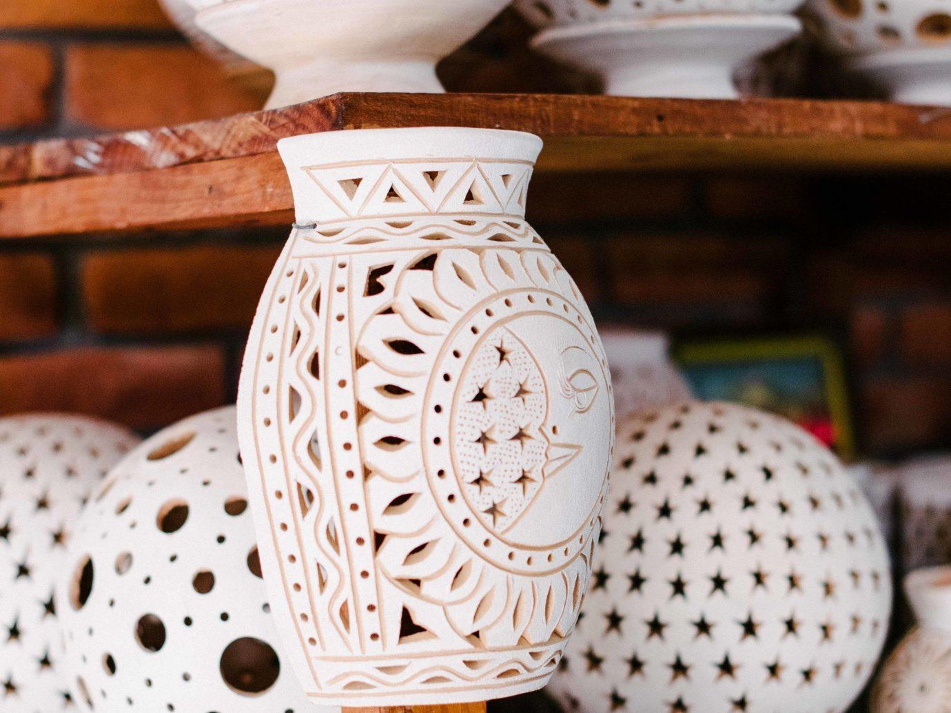 Arts + Culture Mexico Oaxaca Trip Ideas indoor ceramic lighting accessory porcelain