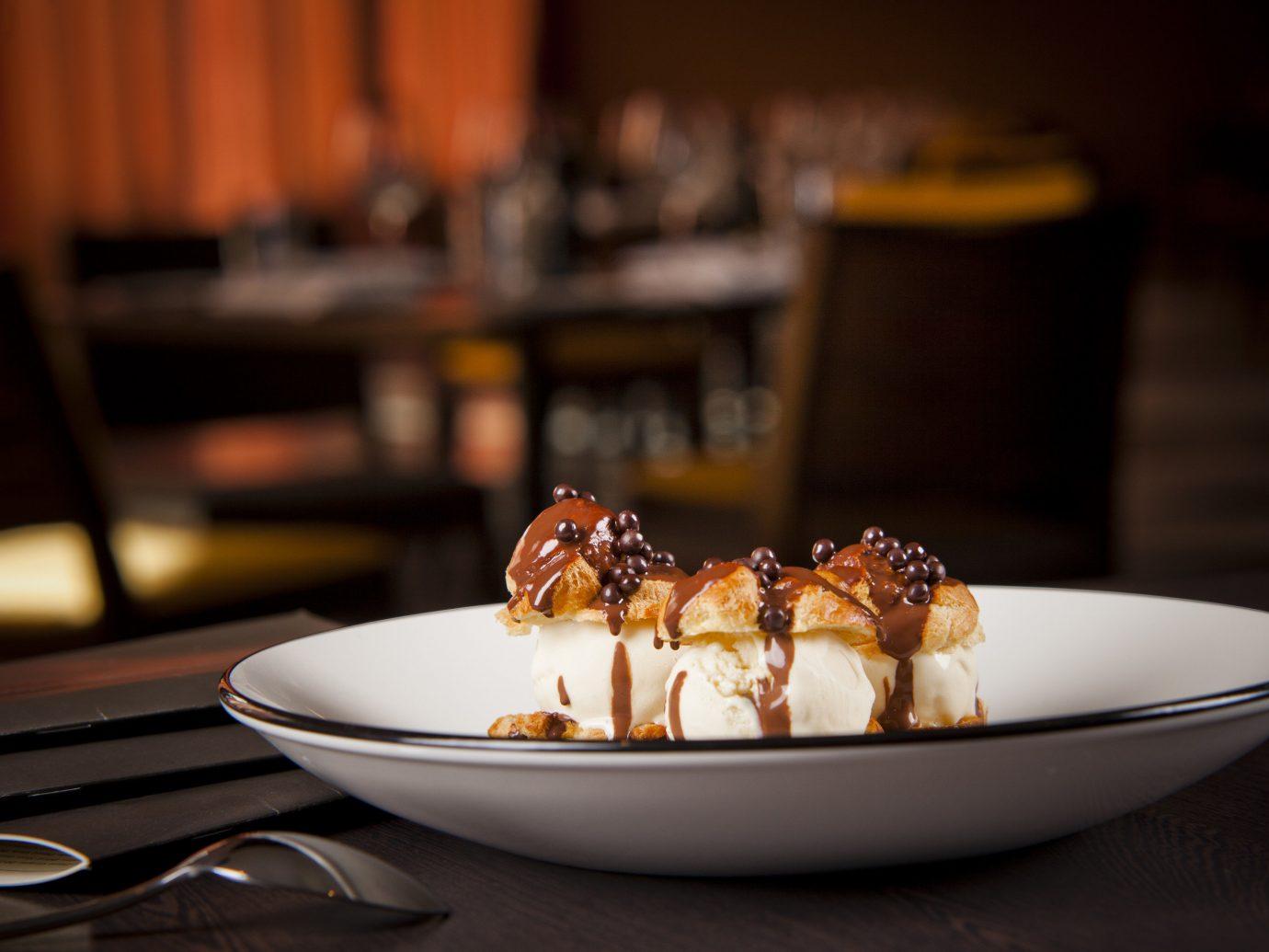 Hotels Romance table plate dessert indoor food dish cuisine tableware breakfast flavor brunch appetizer meal eaten