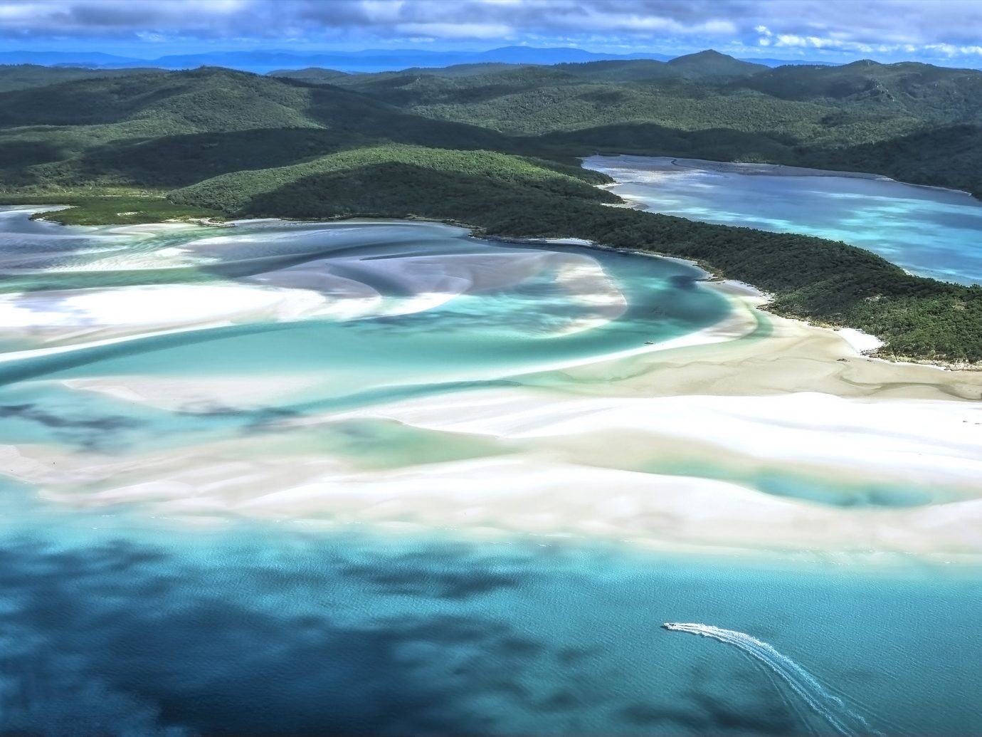 outdoor water coastal and oceanic landforms water resources Nature archipelago Sea inlet Ocean aerial photography Island shore bay wave Lagoon Coast sky wind wave watercourse river delta computer wallpaper atoll promontory reef day