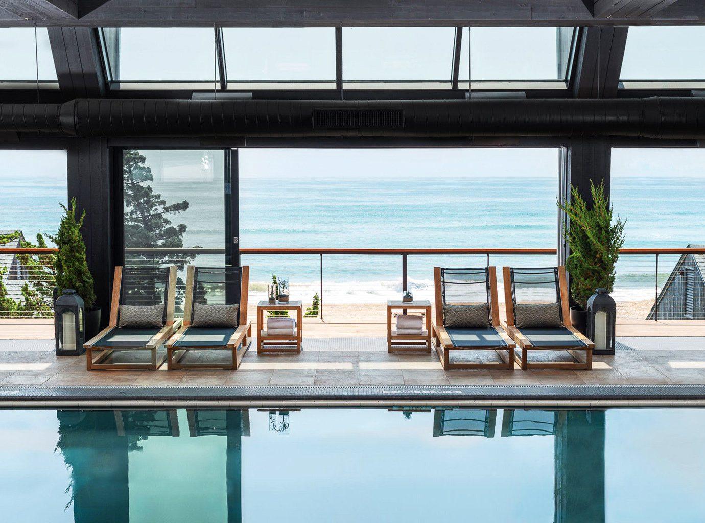 Hotels Ocean Pool Resort Trip Ideas window property building swimming pool house vacation Architecture estate home condominium interior design
