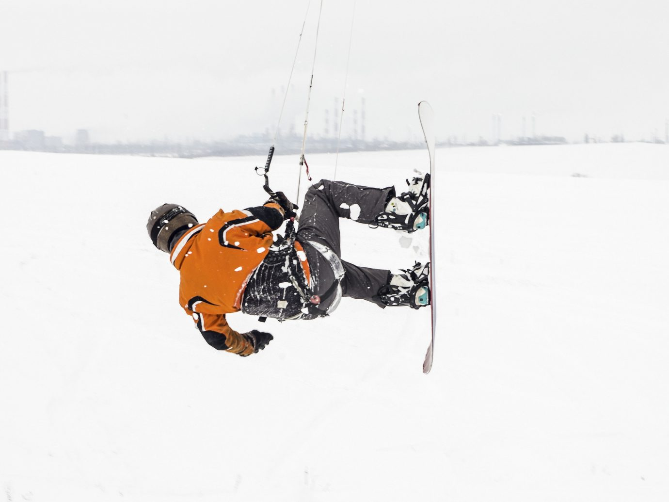 Offbeat outdoor snow sky person man snowboarding skiing sports winter sport board transport slope freestyle skiing hill downhill Ski ski cross ski tow sports equipment ski equipment individual sports air snowboard