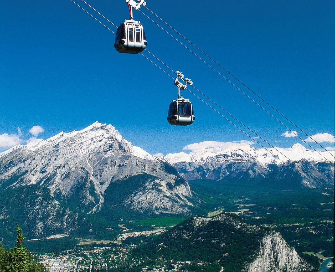 Mountains National Parks Natural wonders Nature Outdoor Activities Outdoors Scenic views Trip Ideas sky outdoor mountain mountainous landforms cable car mountain range transport alps vehicle