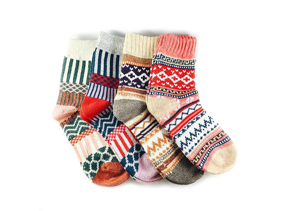 Cruise Travel Travel Shop sock fashion accessory shoe colorful product wool white striped woolen thread colored