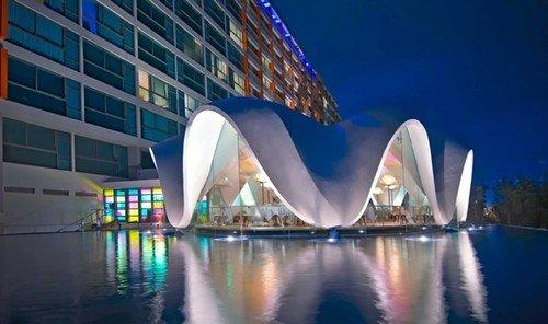 Hotels landmark bridge opera house