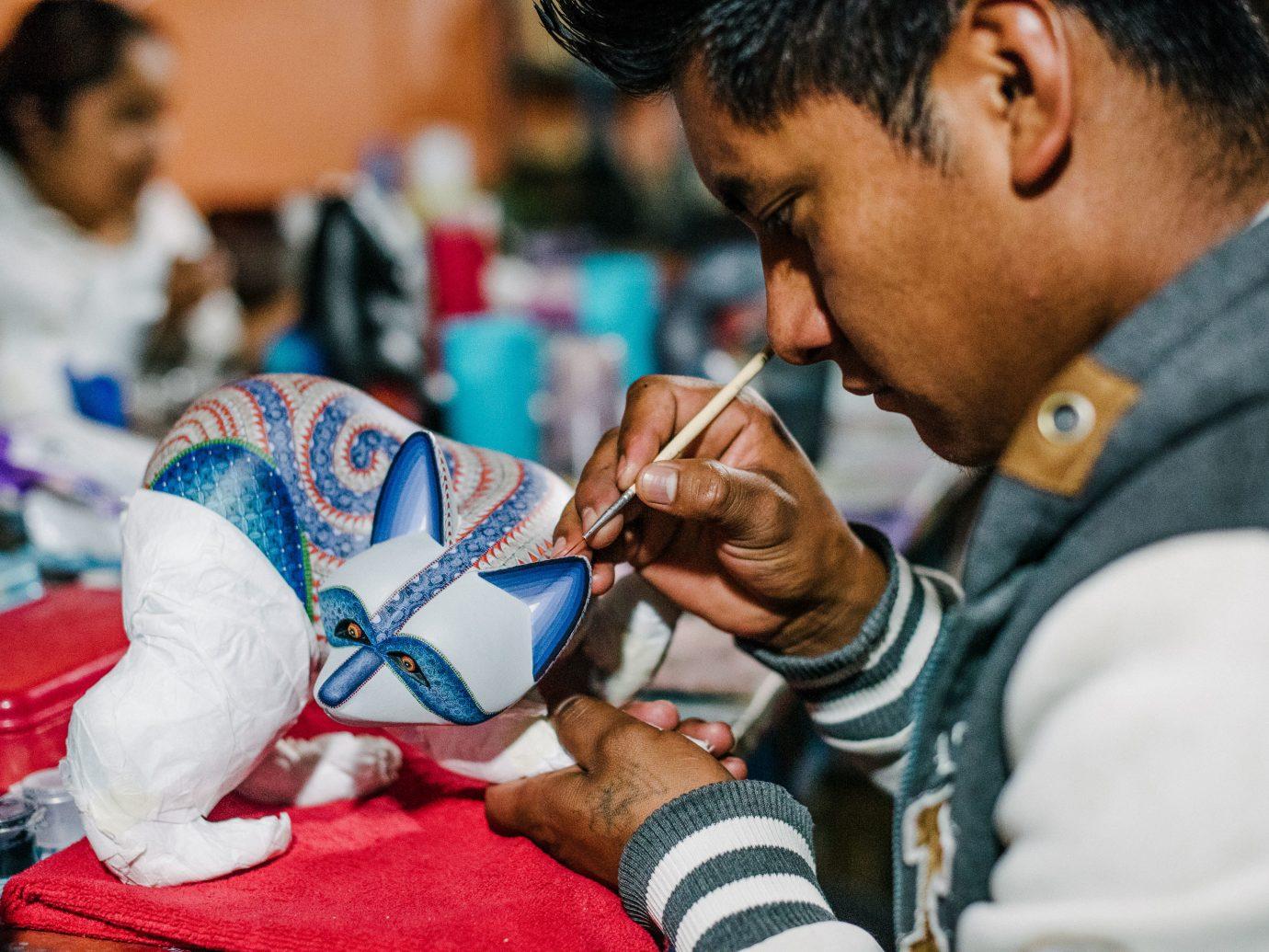 Arts + Culture Mexico Oaxaca Trip Ideas person man indoor tradition service crowd