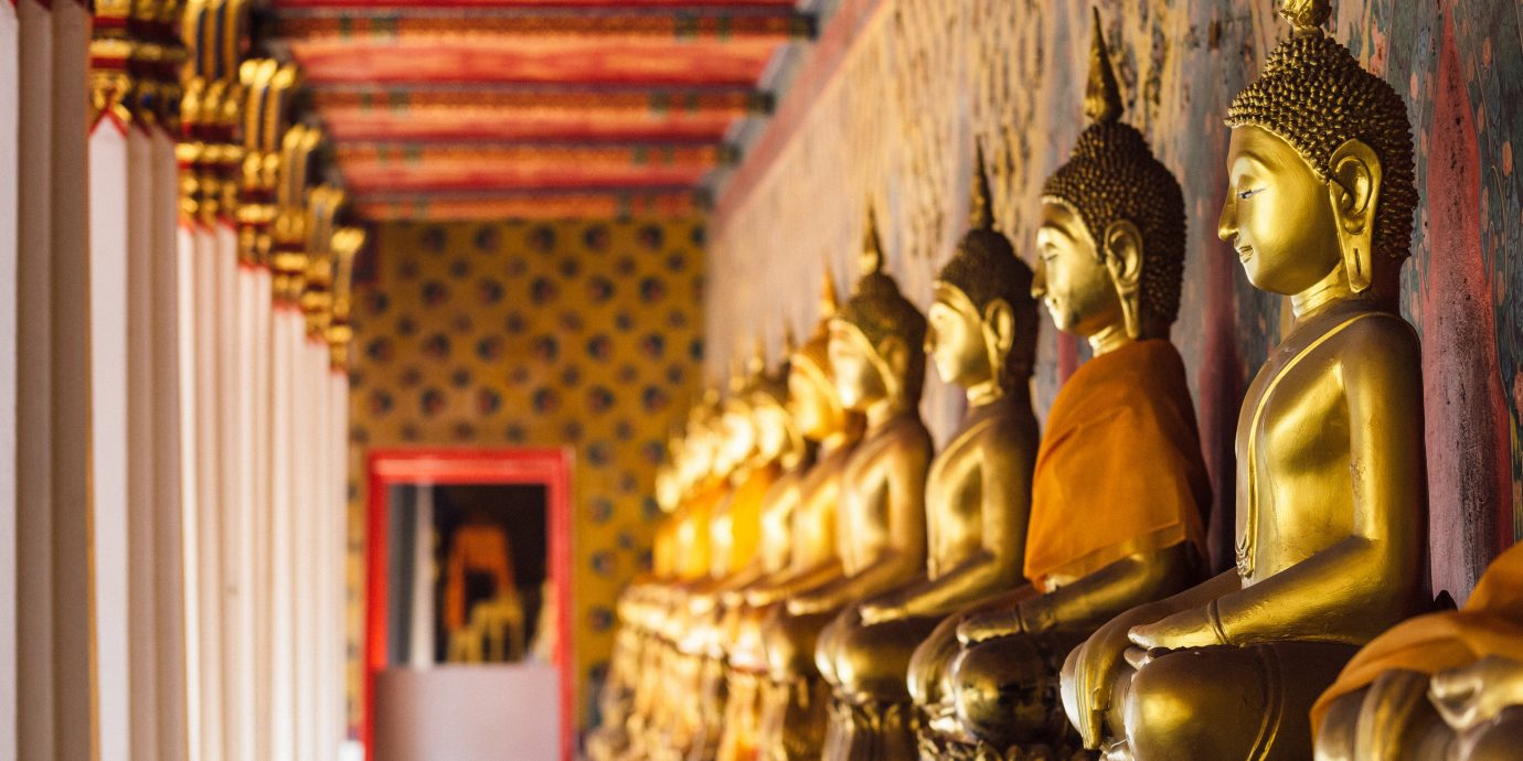 Health + Wellness Jetsetter Guides Offbeat interior design temple wat place of worship altar