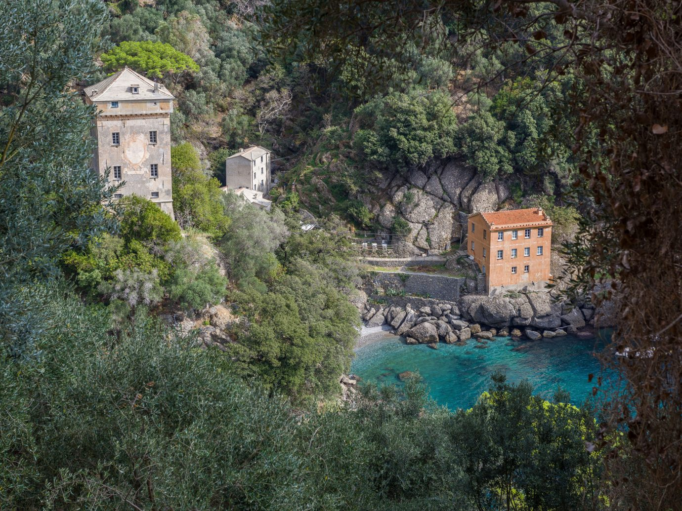 Italy Trip Ideas Nature tree water leaf estate Village sky landscape plant watercourse River house