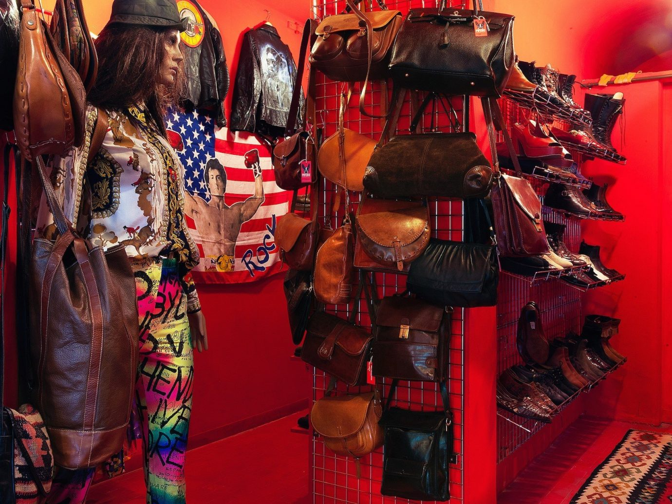 Trip Ideas indoor costume items colorful cluttered Shop