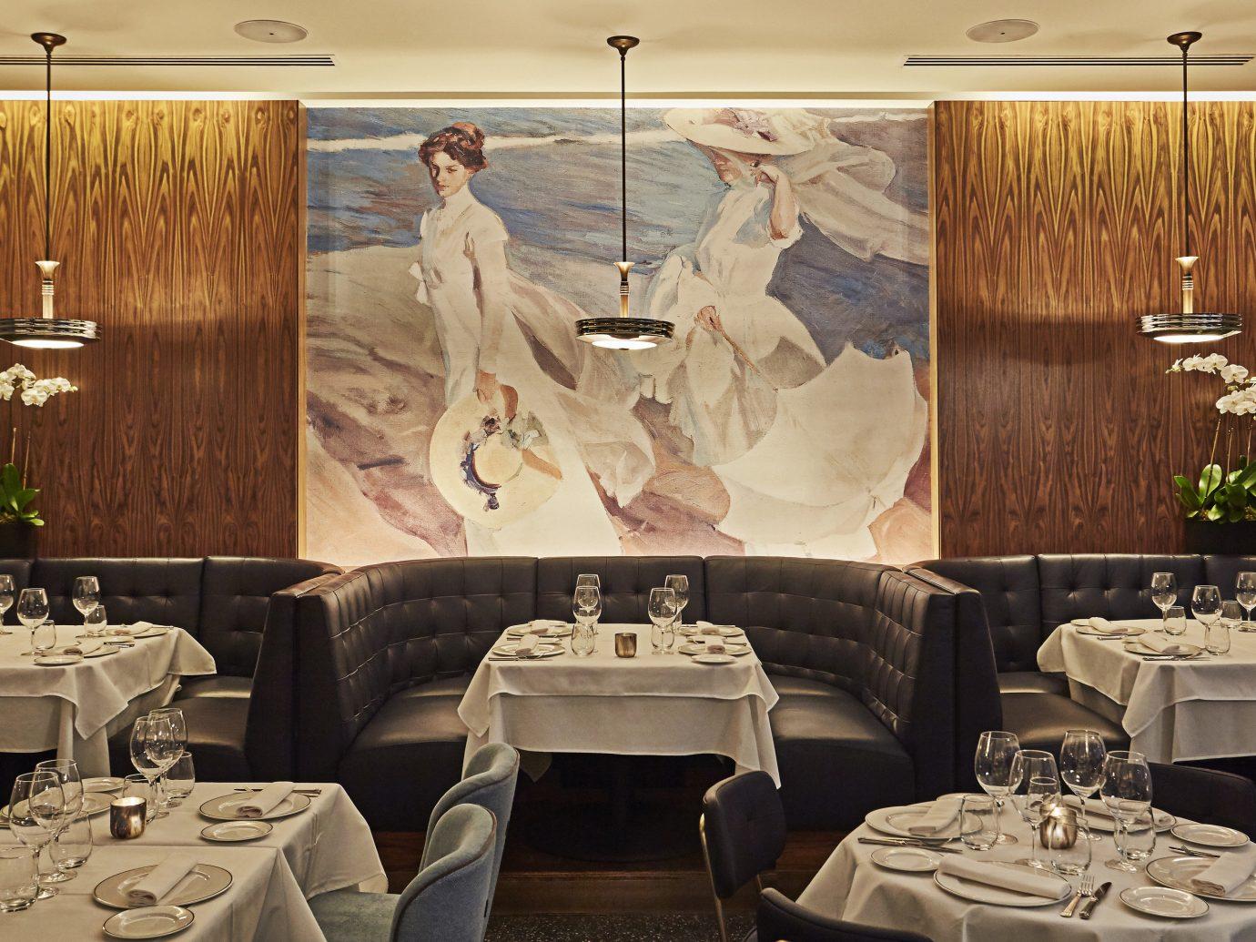 Trip Ideas room interior design ceremony wedding restaurant meal table