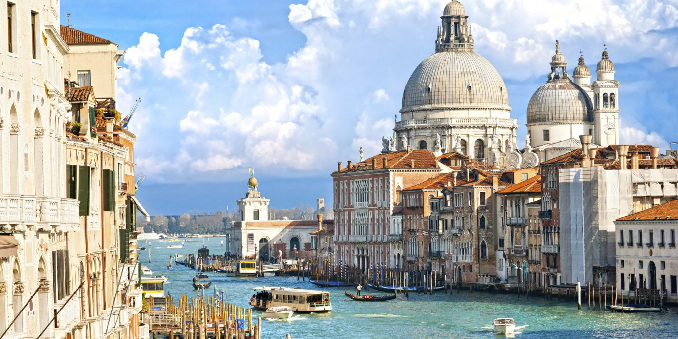 Trip Ideas building sky outdoor Boat Town landmark cityscape tourism vacation waterway tours vehicle palace cathedral Sea Canal travel place of worship