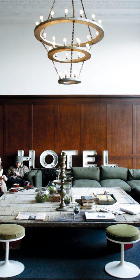 Boutique Hotels Hotels Luxury Travel indoor wall dining room room table interior design lighting home Design living room furniture restaurant set