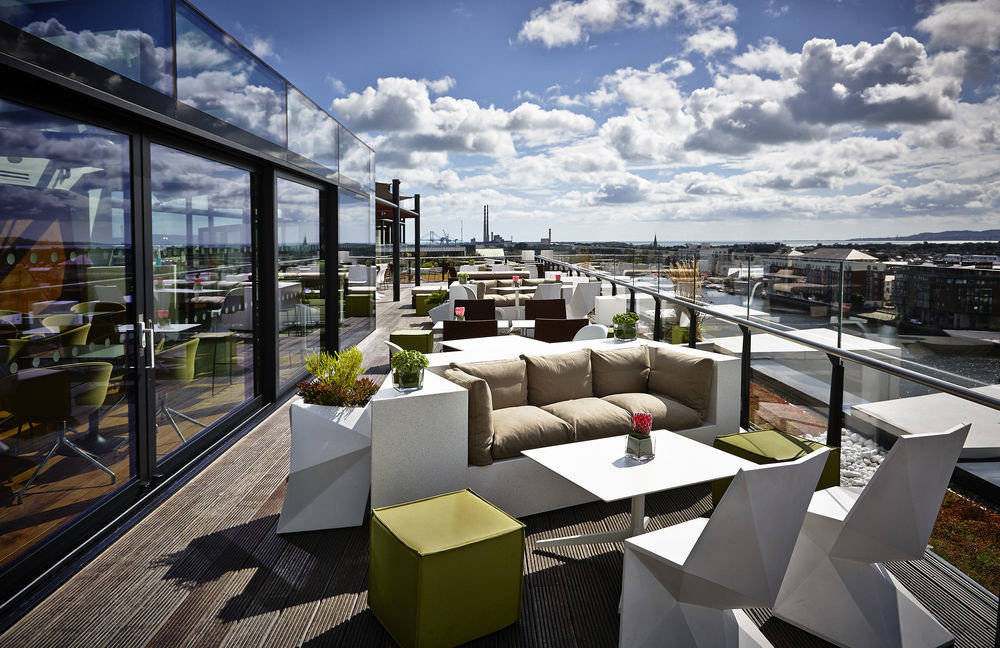 Dublin Hotels Ireland sky table restaurant vehicle estate real estate condominium interior design Resort overlooking