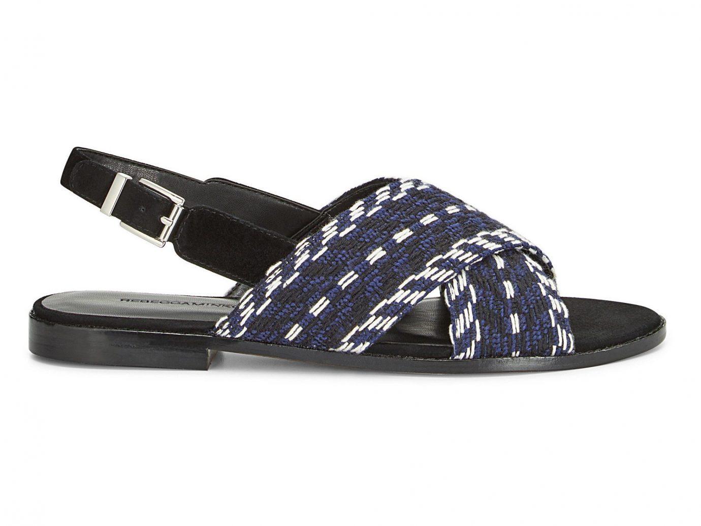 Style + Design footwear shoe sandal product outdoor shoe slide sandal electric blue product design walking shoe pattern feet