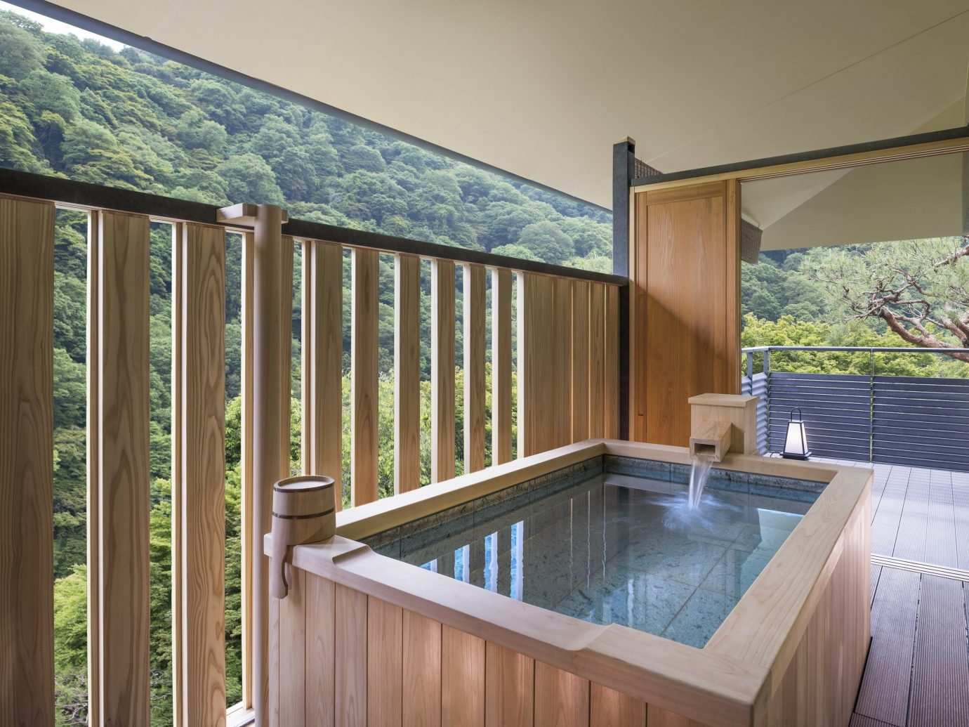 Japan Trip Ideas property room swimming pool house estate real estate home interior design wooden daylighting cottage window outdoor structure area Deck