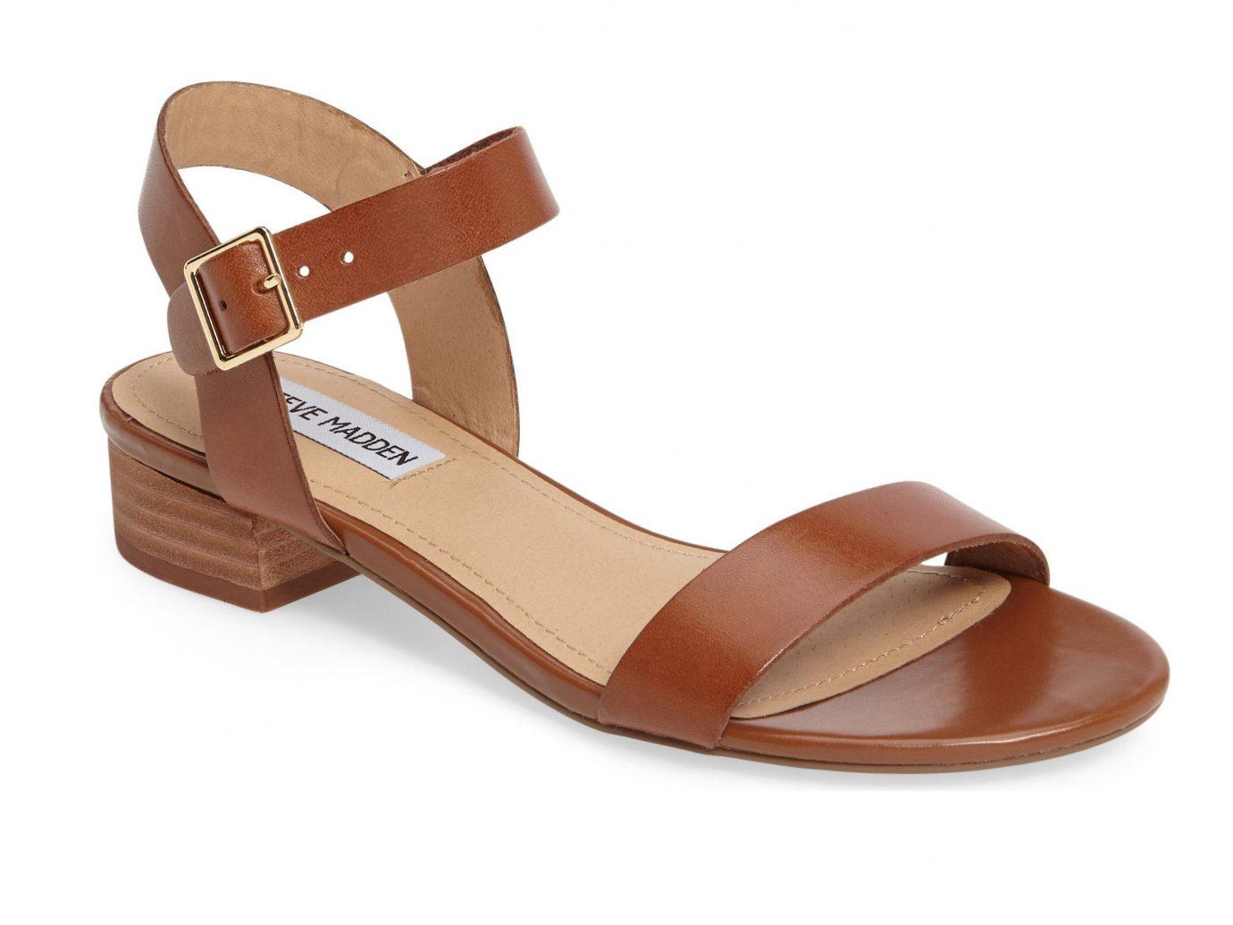 Style + Design footwear clothing brown sandal shoe outdoor shoe slide sandal product design beige product basic pump