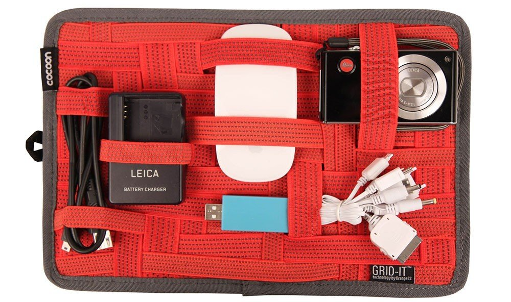 Jetsetter Guides bag red magenta automotive tail & brake light accessory several