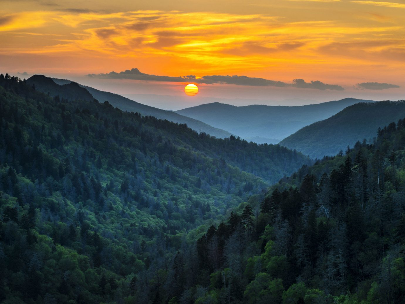 Family Travel National Parks Trip Ideas mountain outdoor sky mountainous landforms Nature wilderness geographical feature atmospheric phenomenon mountain range sunrise cloud Forest morning dawn hill landscape ridge Sunset canyon valley plateau hillside