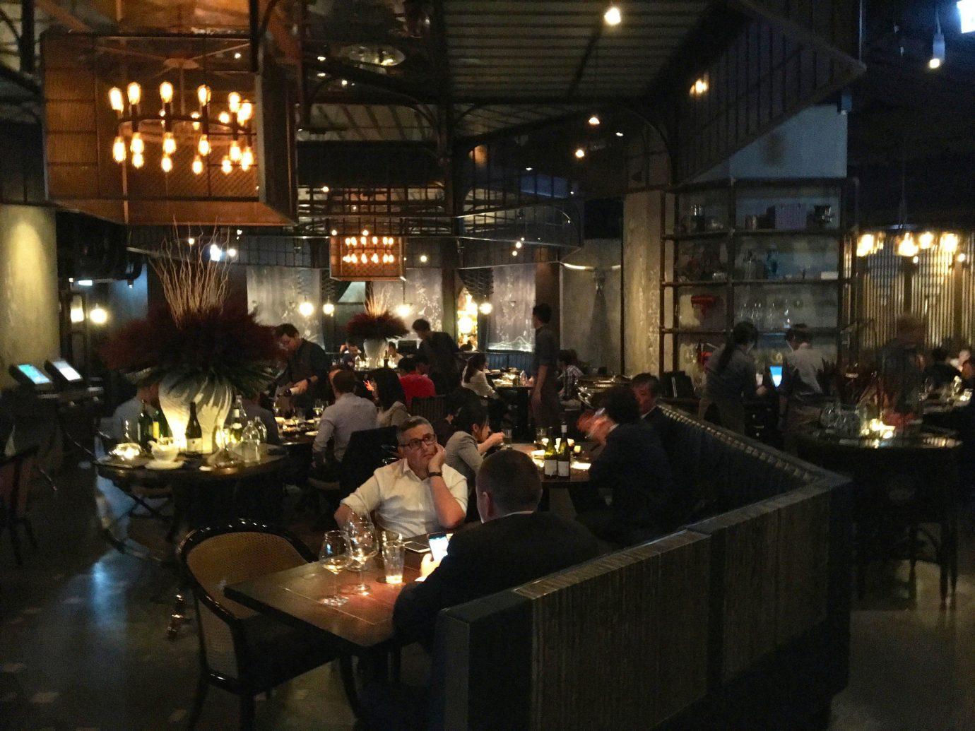 Trip Ideas meal Bar night ceiling restaurant