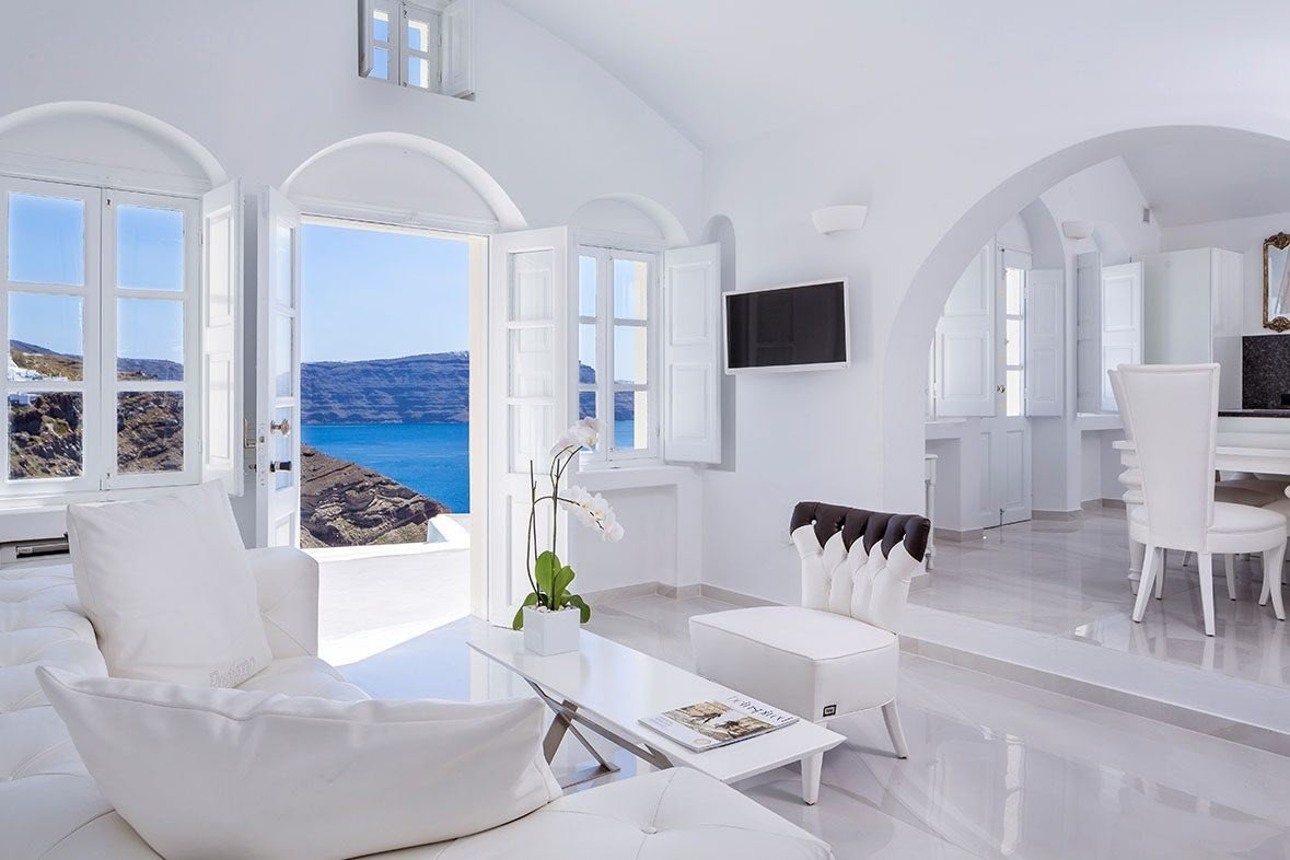 Hotels Luxury Travel indoor wall white floor window Living property room interior design living room table real estate estate home furniture apartment Suite penthouse apartment product design interior designer Villa decorated area several