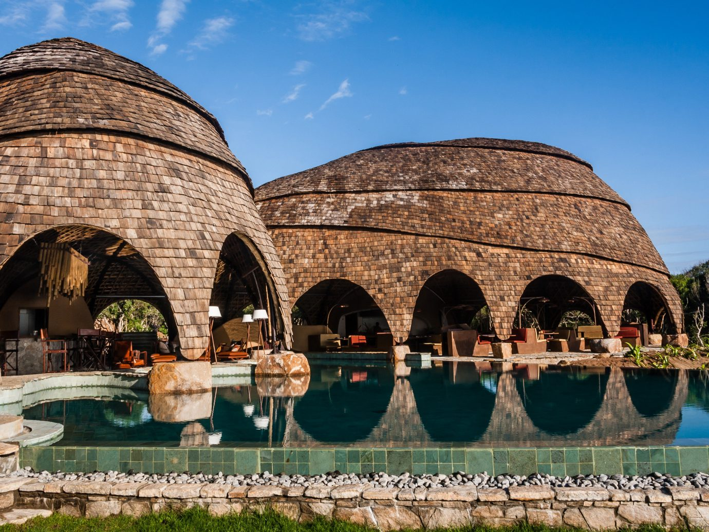 Hotels Outdoors + Adventure historic site sky tourism leisure reflection tourist attraction caravanserai estate hacienda building water byzantine architecture ancient history