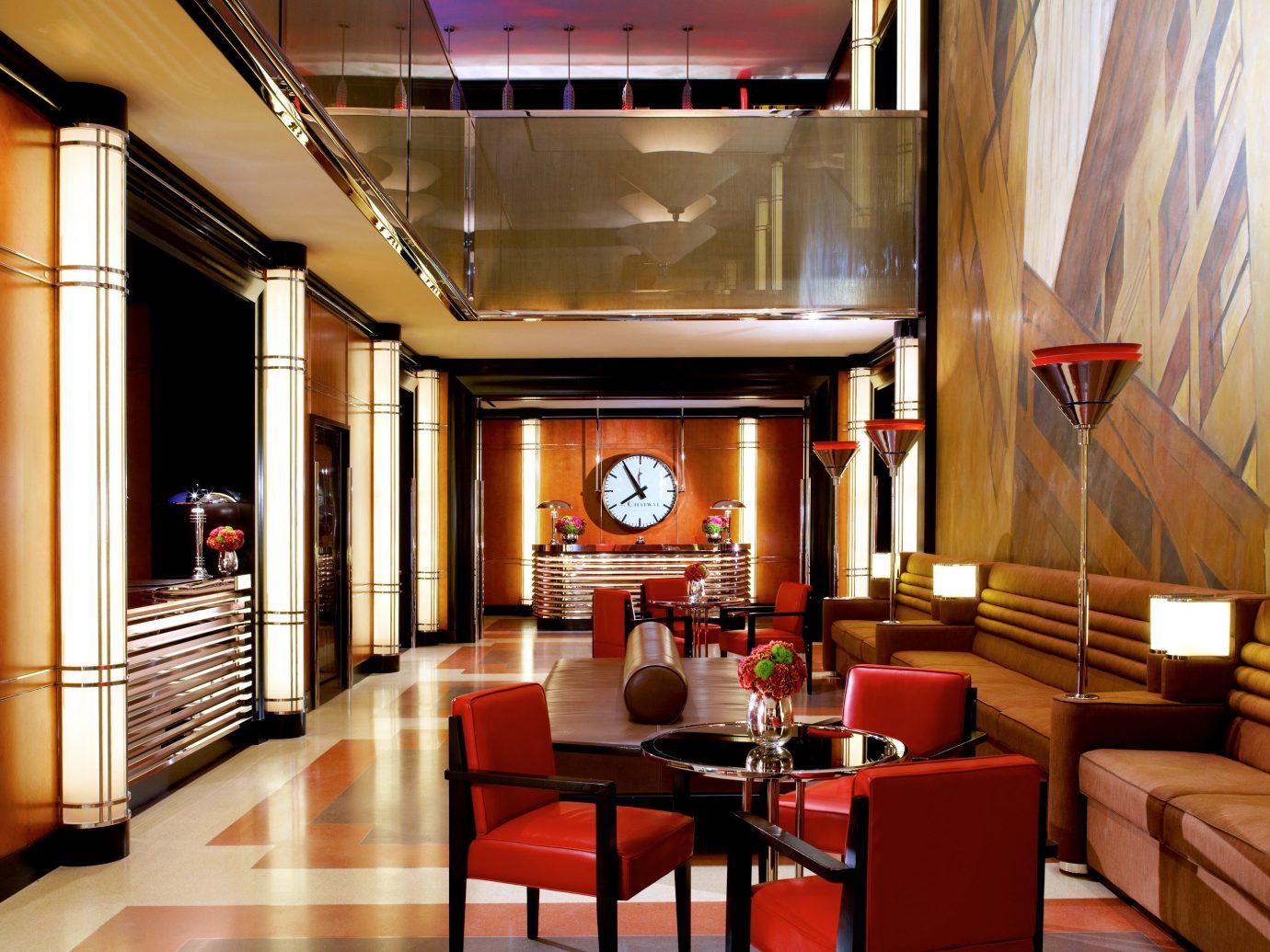 Bar Dining Drink Eat Hotels Luxury Modern indoor table floor room Lobby interior design living room restaurant estate home recreation room Design dining room Resort furniture area