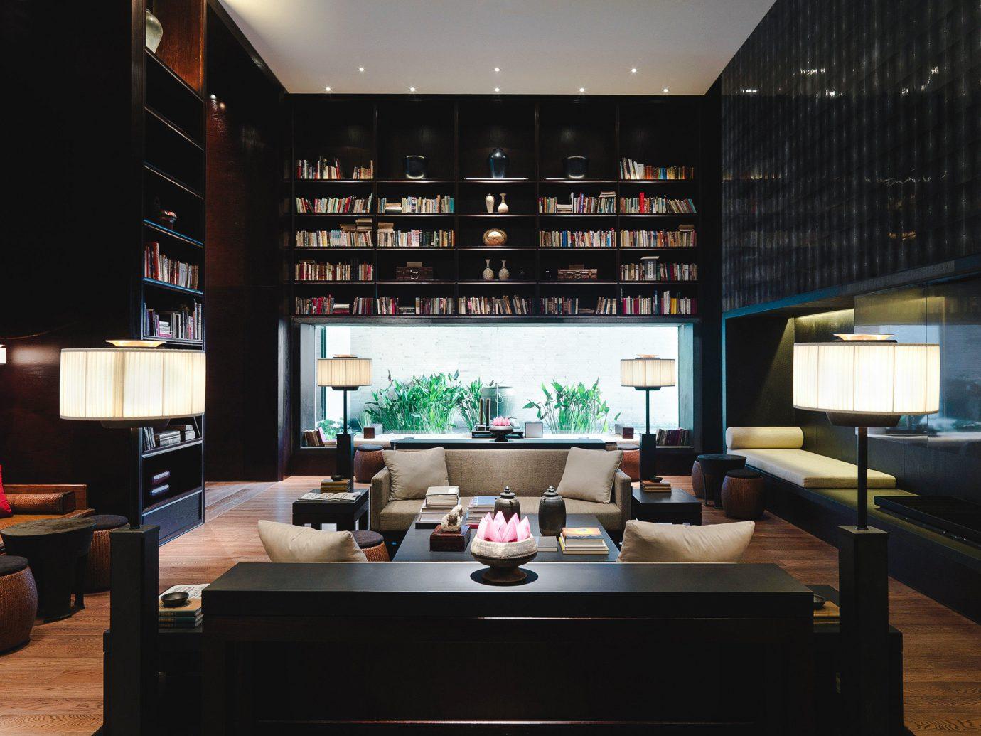 Boutique Hotels Luxury Travel indoor living room interior design room Living Lobby window ceiling restaurant interior designer furniture table