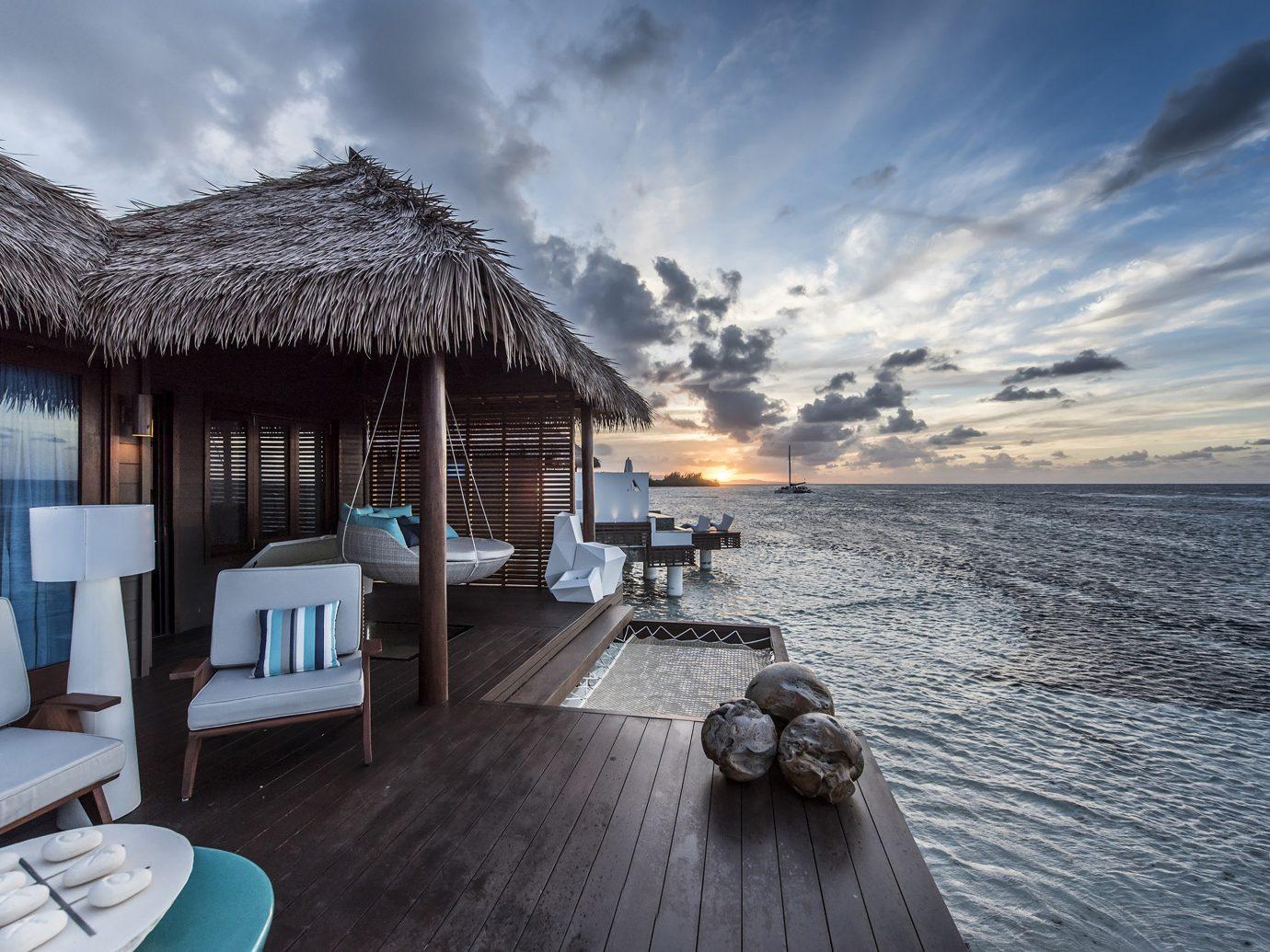 Hotels sky Sea vacation Ocean Beach vehicle Coast Resort bay furniture