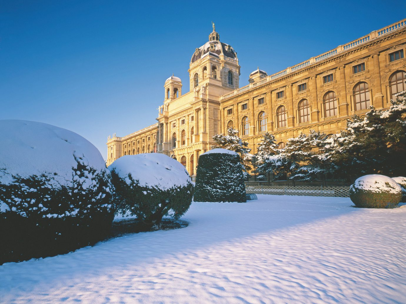 Boutique Hotels europe Romance Trip Ideas outdoor sky snow Winter weather landmark season day
