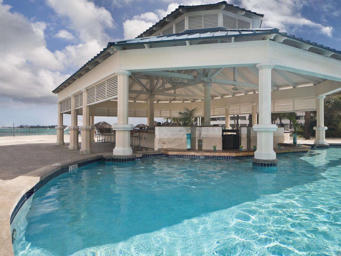pool at Meliá Nassau Beach