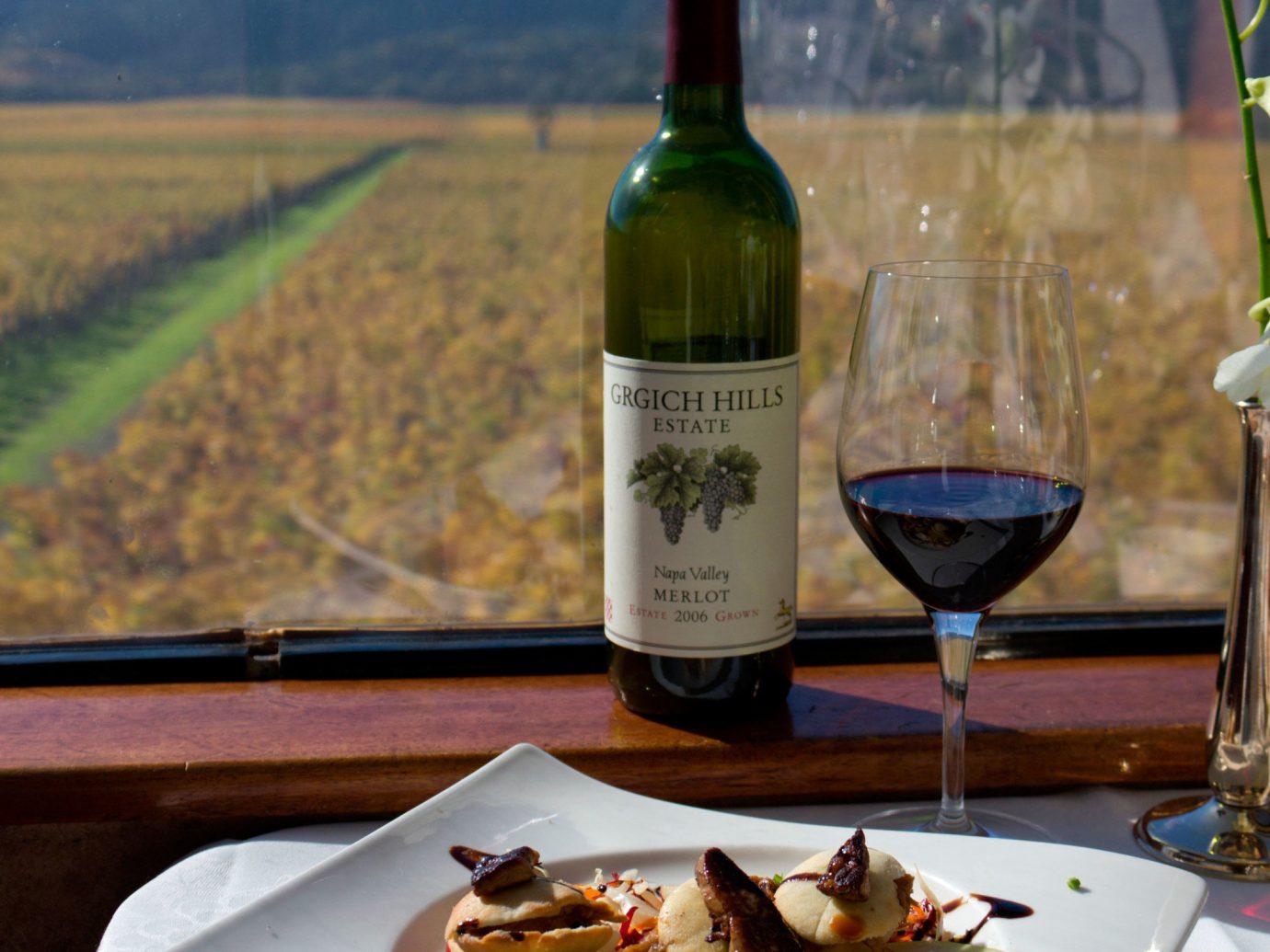 Romance Trip Ideas table wine food plate meal Drink restaurant sense