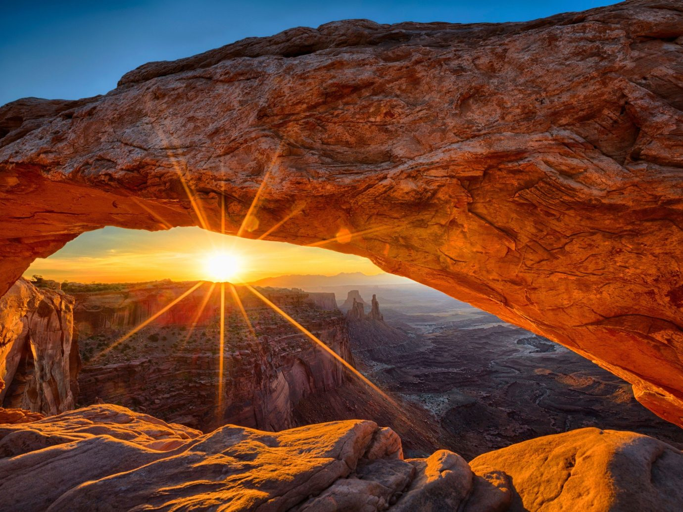 National Parks Outdoors + Adventure Trip Ideas mountain valley outdoor Nature canyon sky geographical feature rock landform wilderness geological phenomenon landscape Sunset geology sunrise formation terrain arch plateau area