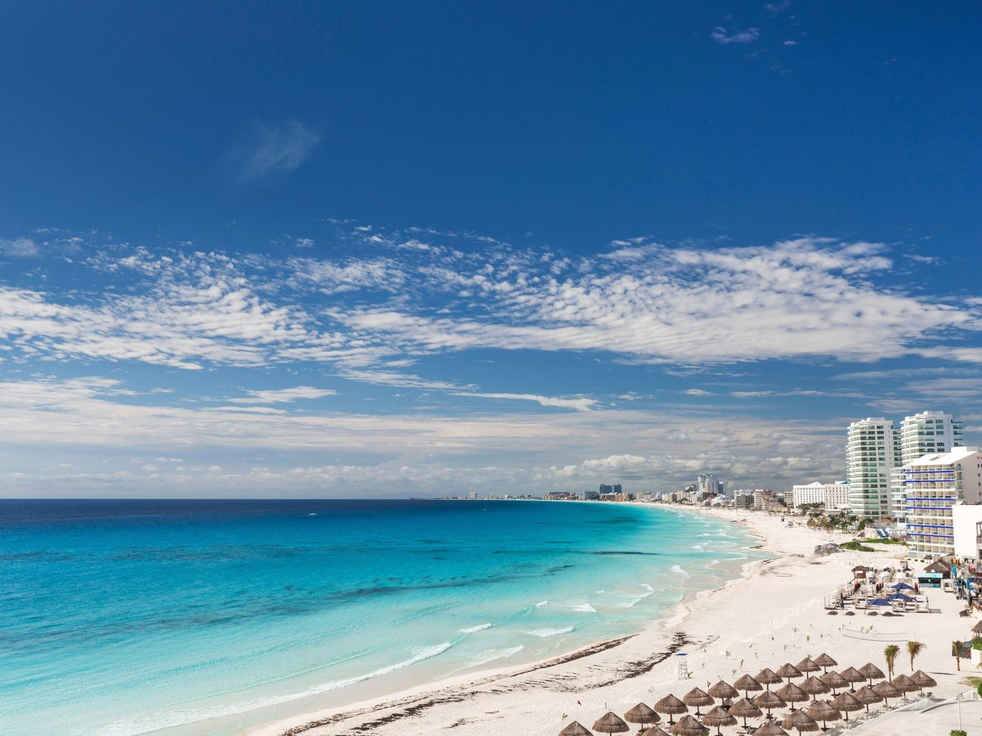 Cancún and Riviera Maya beACH