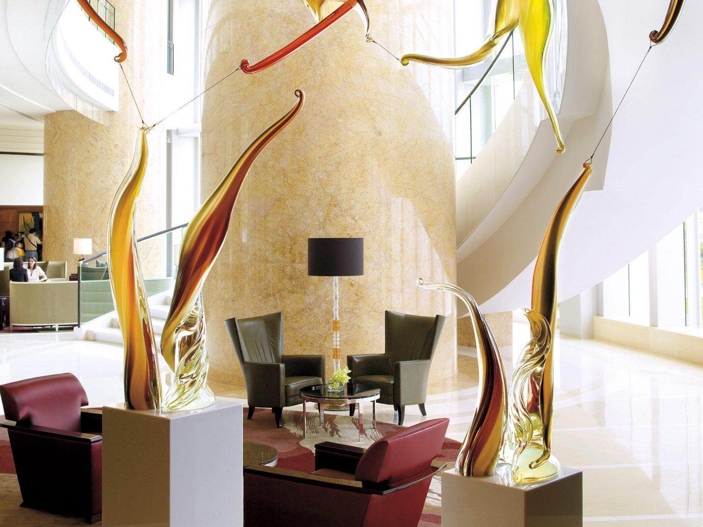 Business City Design Hotels Living indoor art interior design decorated