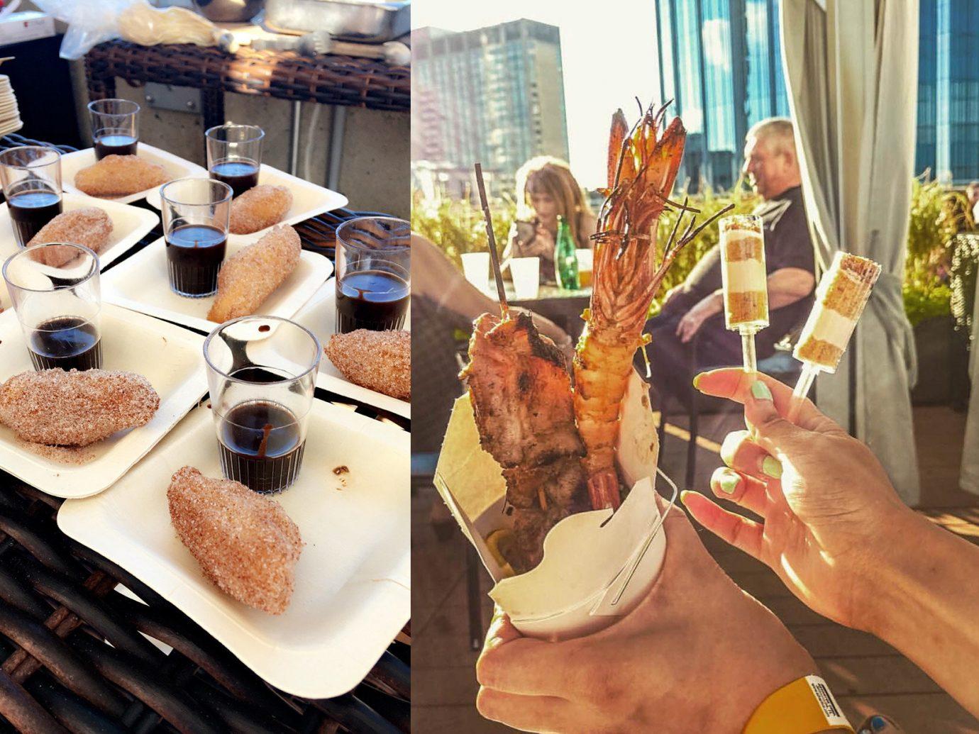 Arts + Culture indoor meal food dish brunch sense breakfast