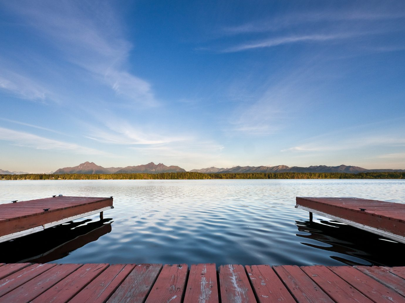 Lakes + Rivers Outdoors + Adventure Trip Ideas sky water bench outdoor wooden ground Boat shore Sea vehicle pier horizon dock watercraft rowing Lake cloud vacation reflection Ocean bay dusk Coast Sunset boating overlooking empty