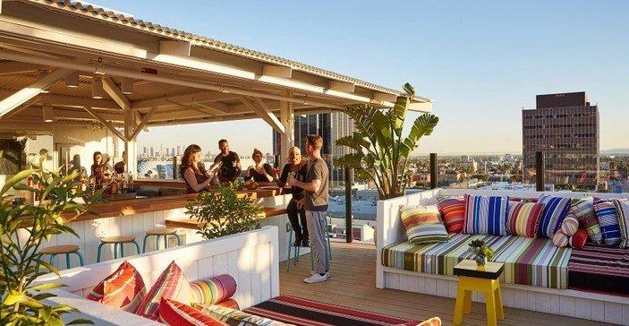 Food + Drink sky leisure property Resort estate Villa real estate furniture