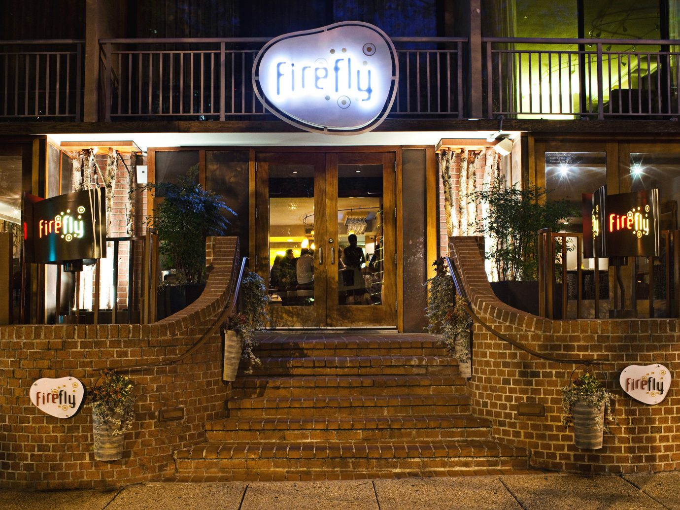 Boutique Boutique Hotels City Dining Drink Eat Hip Hotels night urban area Bar restaurant street lighting interior design