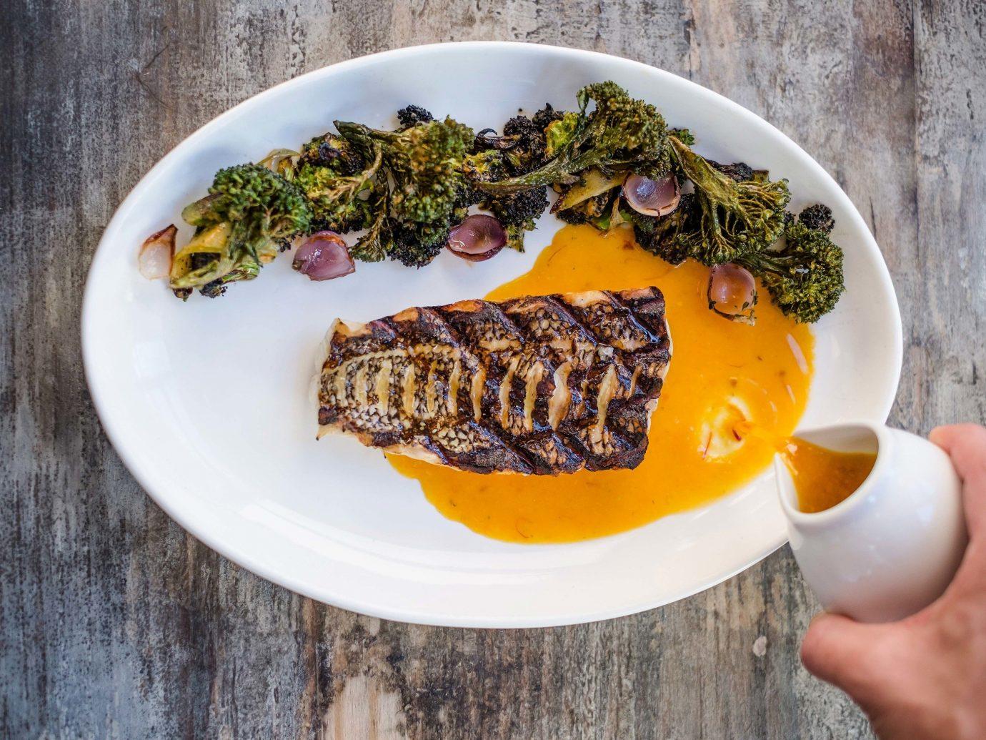 Food + Drink Phildelphia plate food dish leaf vegetable vegetarian food vegetable tea beverage cuisine recipe superfood meat meal