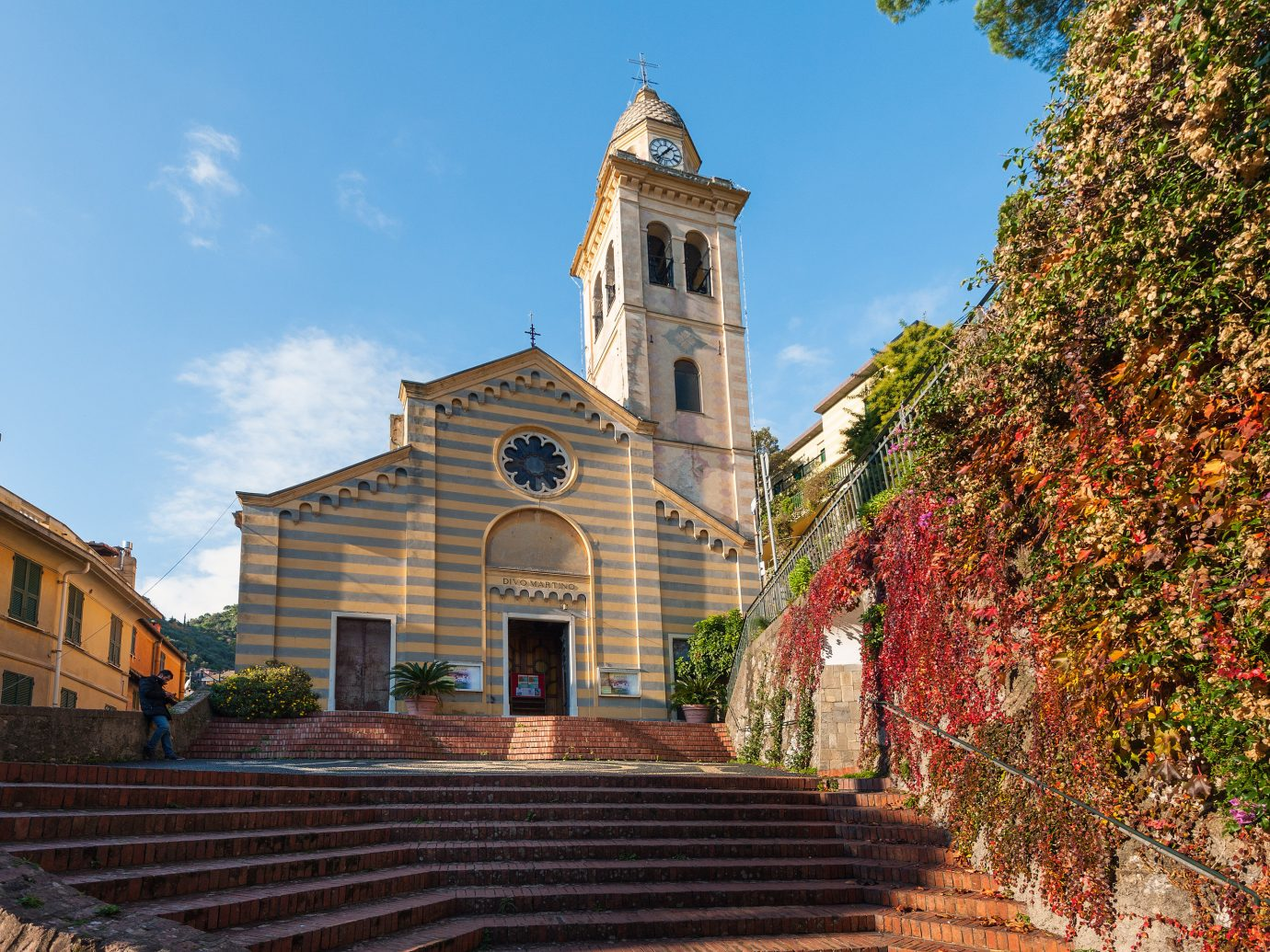 Italy Trip Ideas sky landmark building Church historic site tree parish place of worship City estate facade medieval architecture real estate steeple cathedral basilica spanish missions in california bell tower