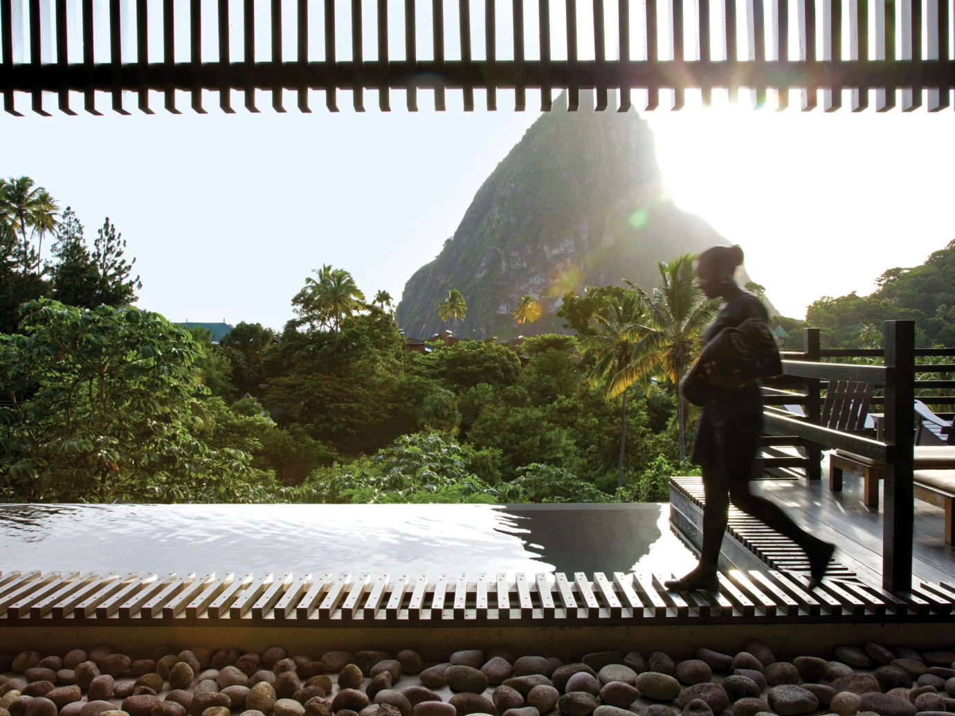 Architecture Buildings Design Hotels Mountains Romance Scenic views tree leisure image outdoor tourism