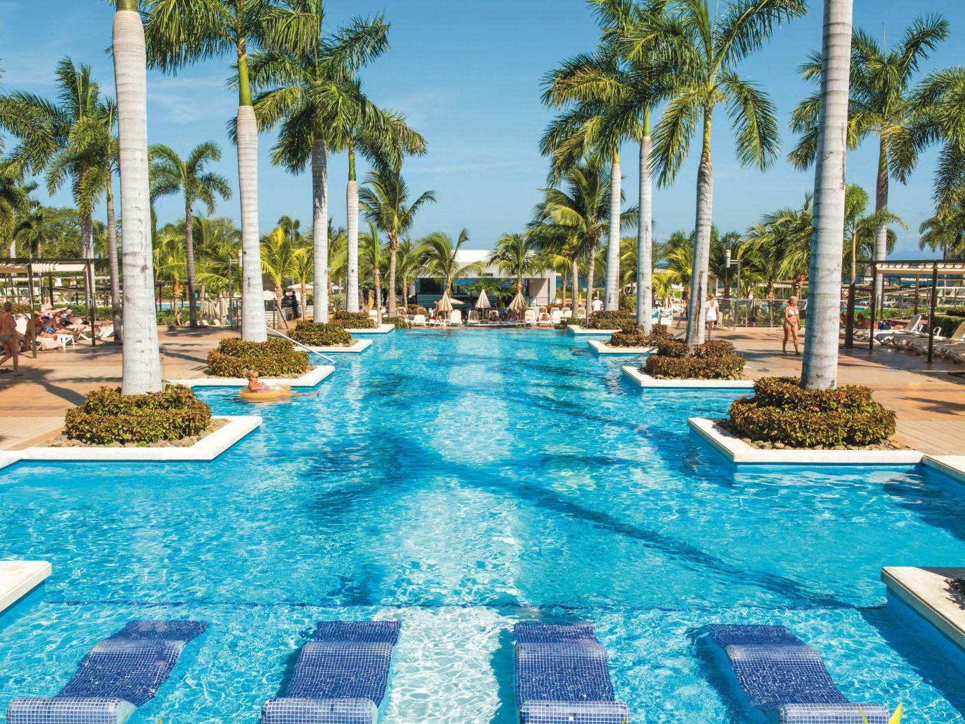 Pool at Hotel Riu Palace Costa Rica, Guanacaste
