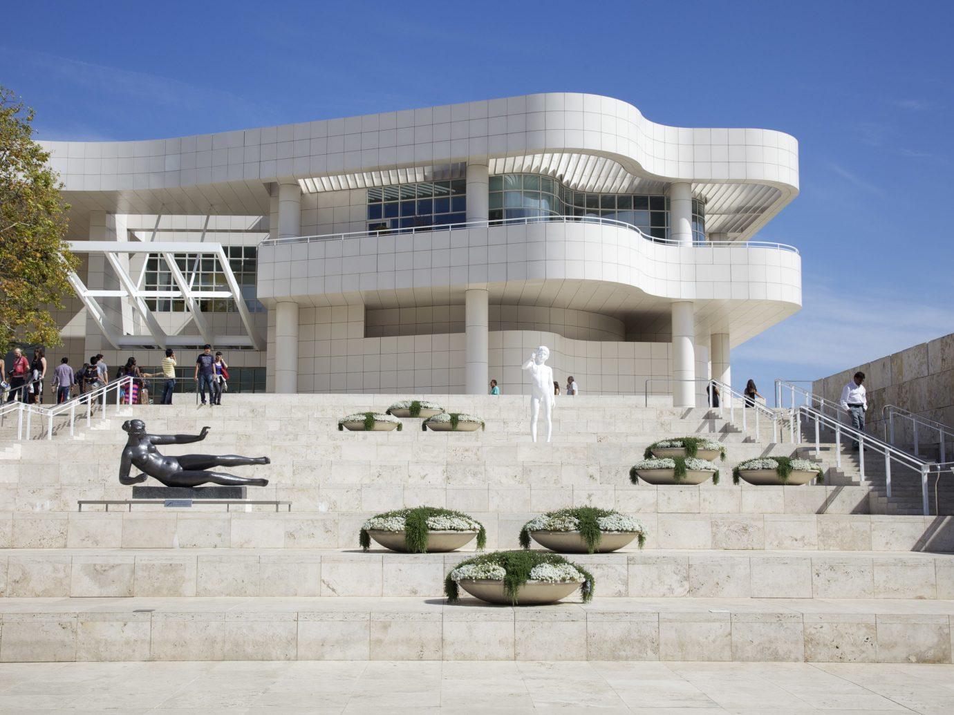 Trip Ideas outdoor plaza building Architecture facade headquarters tourist attraction estate convention center Deck
