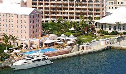 Food + Drink building outdoor water Boat marina dock waterway vehicle port Harbor Resort